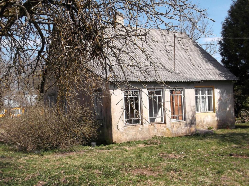Дом в Литве всего за 3200 евро!